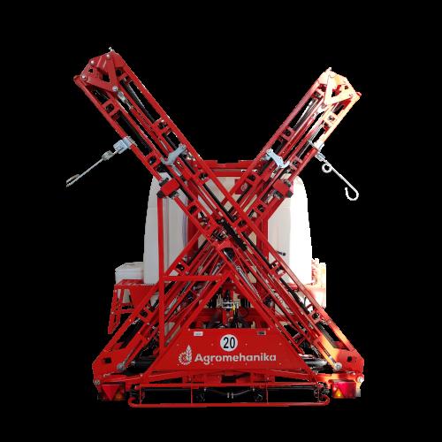 AGS 1200 EN + 15 HLX-M